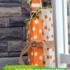 Thumbnail image for *TUTORIAL* DIY Fence Post Porch Pumpkins