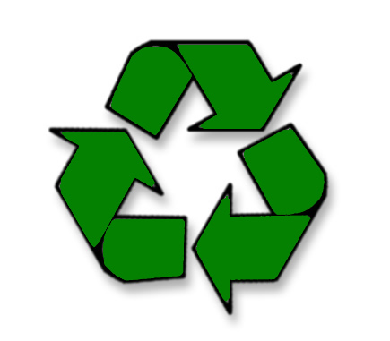 reduce reuse recycle logo. recycle symbol