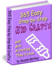 365 Crafts for kids
