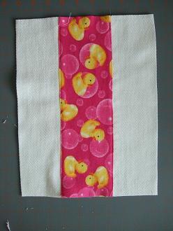 Handmade Burp Cloth Tutorial