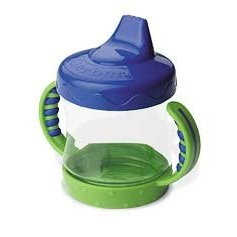 gerber graduates sippy cup with handles