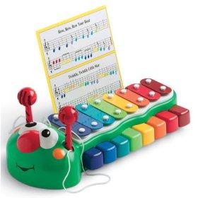 lil tikes caterpillar xylophone