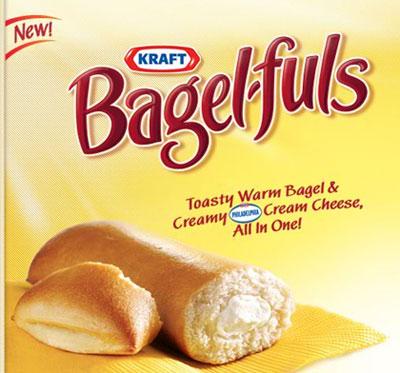 kraft foods bagel fuls