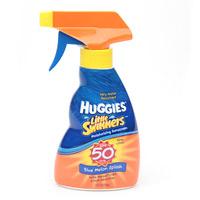 huggies summer essentials moisturizing sunscreen spray