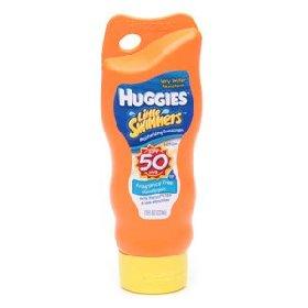 huggies summer essentials moisturizing sunscreen