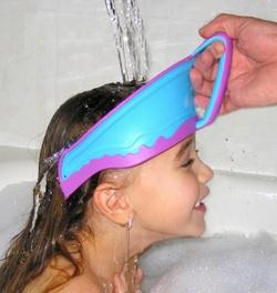 lil rinser shampoo shield