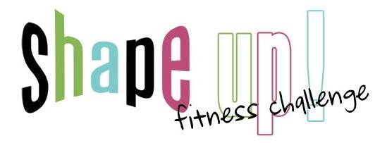 shape up fitness challenge