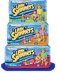huggies summer essentials swim diapers