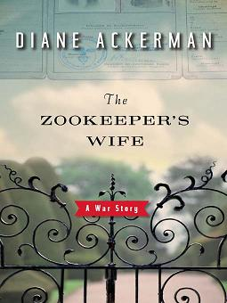 the zookeeper's wife diane ackerman