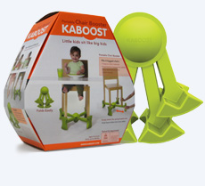 kaboost booster chair review