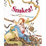 snakes by david greenburg children's picture book