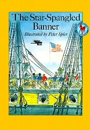 the star spangled banner book peter spier
