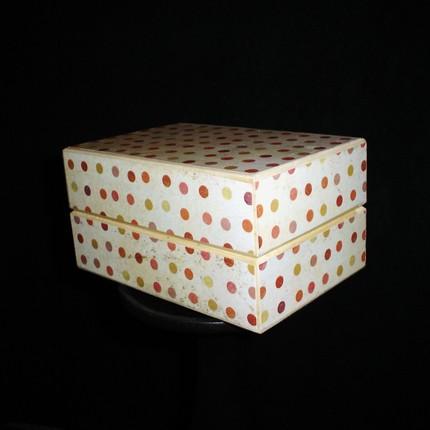 wooden storage container chest