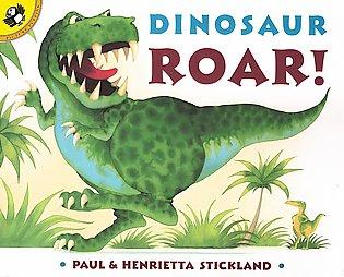 dinosaur roar stickland