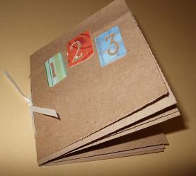 Accordion Notebook Craft Kids