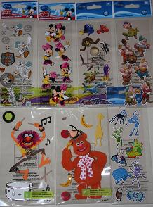 disney scrapbooking craft stickers