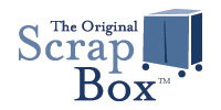 the original scrapbox logo