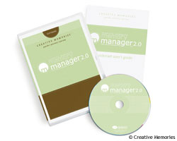 memory manager creative memories photo management system
