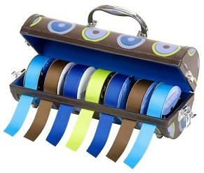 portable ribbon dispenser by creative options