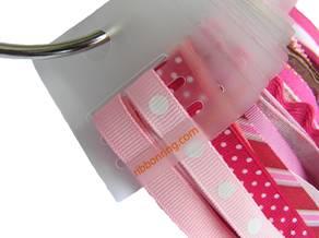 ribbon ring ribbon storage