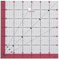 fiskars square 6.5×6.5 acrylic ruler