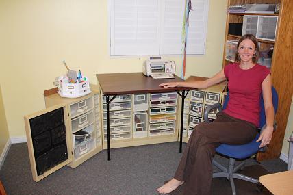 minibox craft supply storage organization