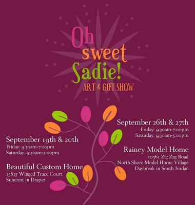oh sweet sadie art and gift show