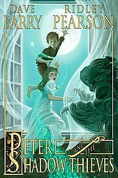 peter and the shadow thieves barry pearson