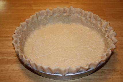pie crust making tutorial