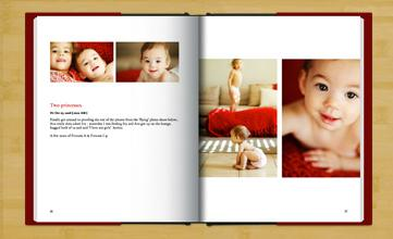 blog into a book blogs to books scrapbook album ideas