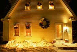 exterior christmas lights