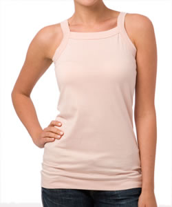 shade clothing square neck camisole