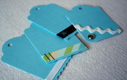 creative memories tag maker punch