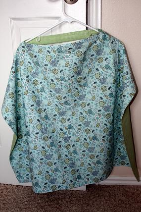 Free Nursing Cover Pattern « The Crafty Classroom