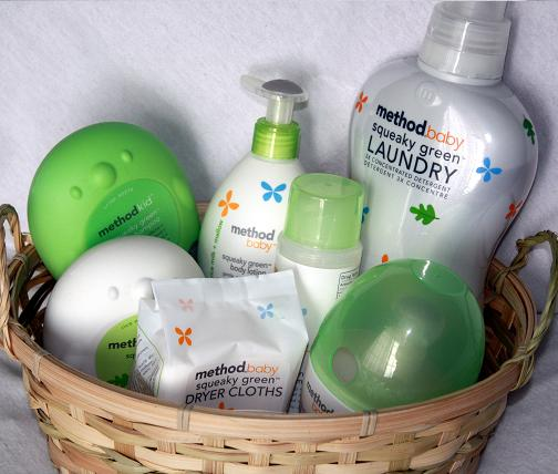 method home natural kid bath products