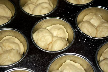 pull apart roll recipe