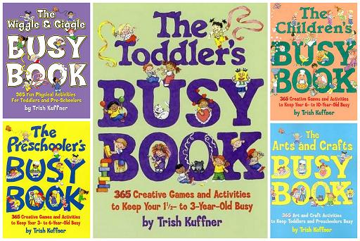 how to make a busy book for toddlers
