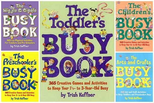 trish kuffner busy books