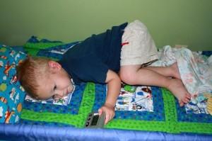 toddler sleep routine
