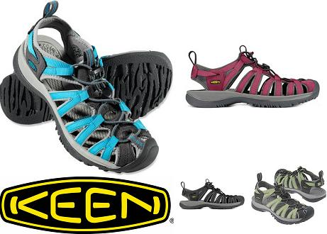 keen whisper waterfront sandals