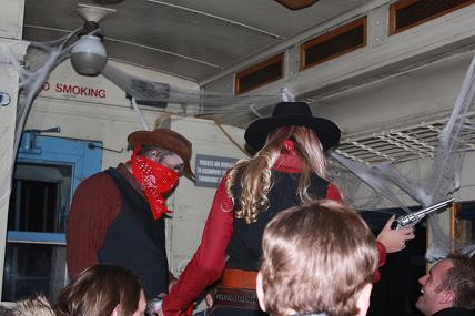 heber valley railroad haunted canyon