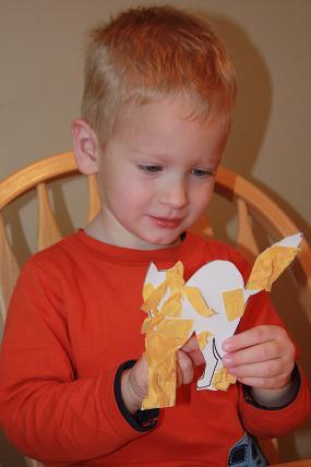 halloween kids craft