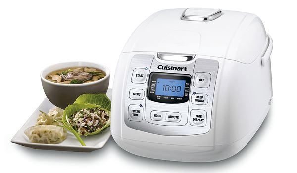 cuisinart rice plus multi cooker