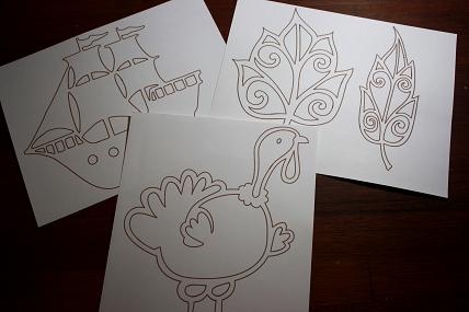Thanksgiving Printables Templates
