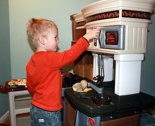 STEP2 play kitchen
