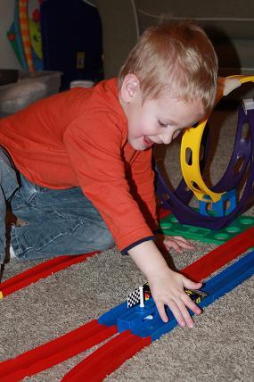 darda race car set