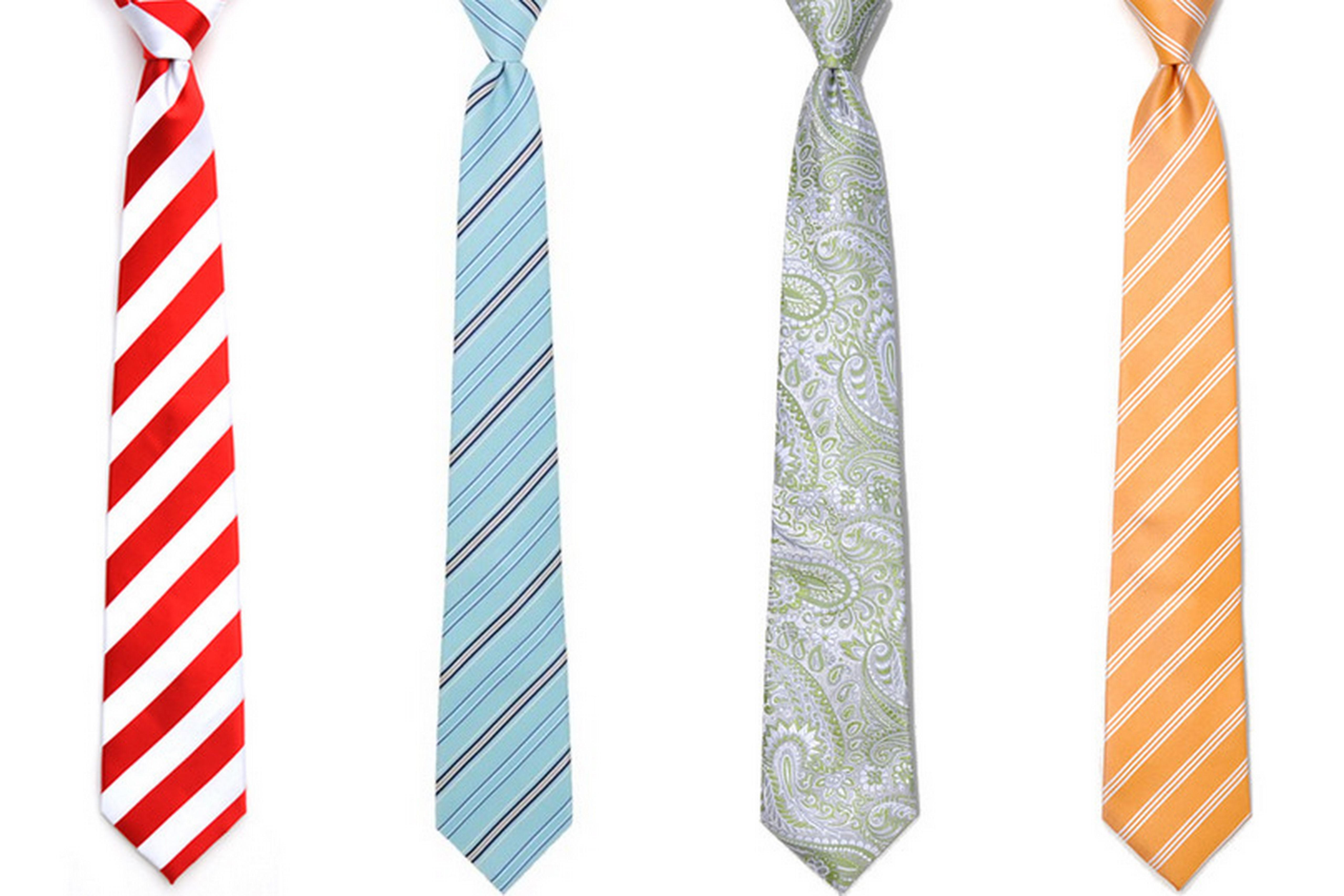 Giveaway My Favorite Pal Matching Neck Ties Vanilla Joy