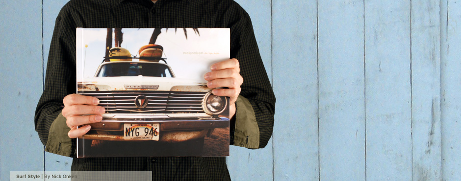 Surf Style canvas