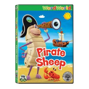 pirate sheep WORD WORLD