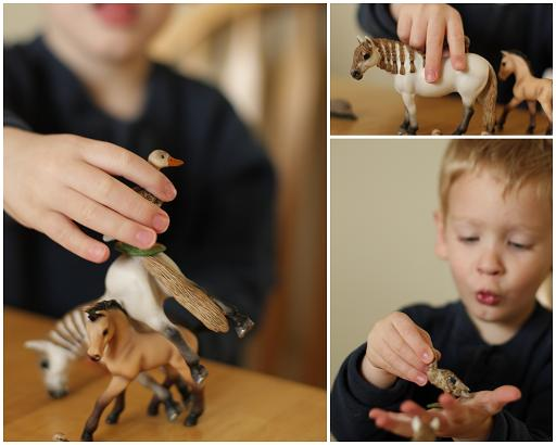 schleich farm animal figures